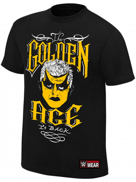 WWE - Goldust - The Golden Age Is Back (Authentic T-Shirt)