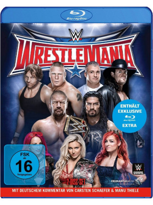 WWE - Wrestlemania 32 (2x Blu-Ray)