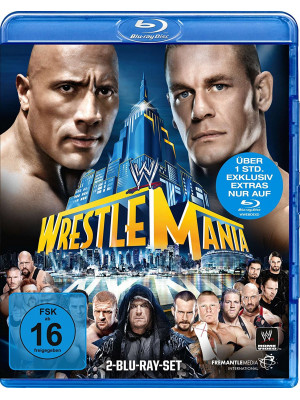 WWE - Wrestlemania 29 (2x Blu-Ray)