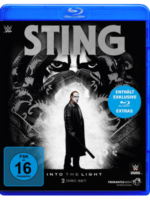 WWE - Sting - Into The Light (2x Blu-Ray)