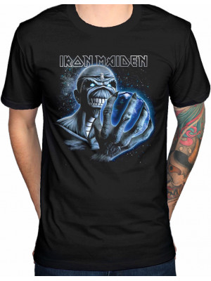 Iron Maiden - A Different World (T-Shirt)