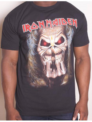 Iron Maiden - Eddie Candle Finger (T-Shirt)