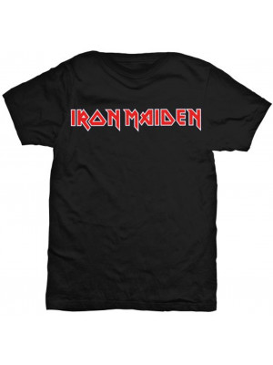 Iron Maiden - Classic Band Logo (T-Shirt)