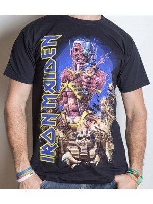 10 Iron Maiden T Shirts Sure To Prove Your Metal Cred