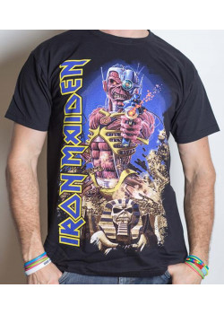 Iron Maiden - Somewhere Back In Time (T-Shirt)