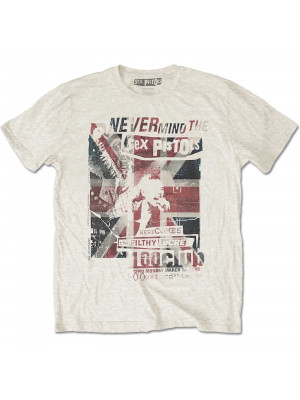 Sex Pistols - Live At The 100 Club London (T-Shirt)