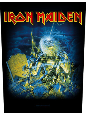 Iron Maiden - Live After Death (Back Patch Rückenaufnäher)