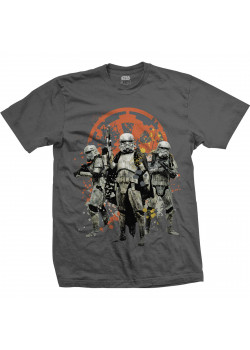 Han Solo: A Star Wars Story - Stormtroopers Comp (T-Shirt)
