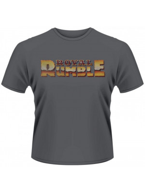 WWE - Royal Rumble - Classic Event Logo (Retro T-Shirt)