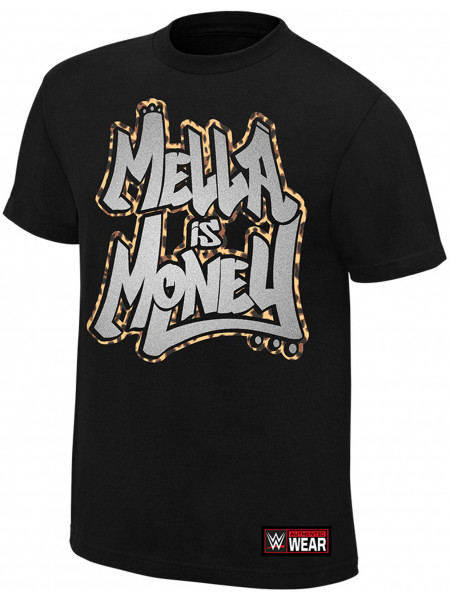 WWE - Carmella - Mella Is Money (Authentic T-Shirt)