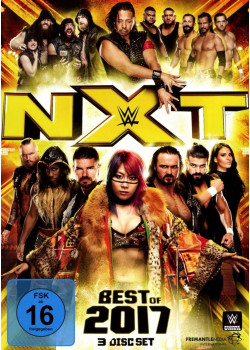 WWE - The Best Of NXT 2017 (3x DVD)