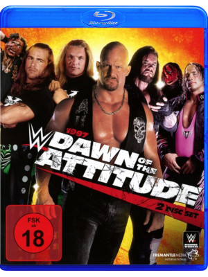 WWE - 1997 Dawn Of The Attitude (2x Blu-Ray)