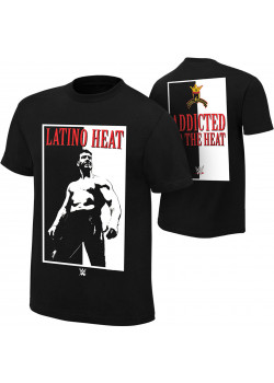 WWE - Eddie Guerrero - Addicted To The Heat (Authentic T-Shirt)