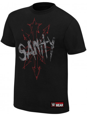 WWE - Sanity - All That Matters Is Chaos (Authentic T-Shirt)