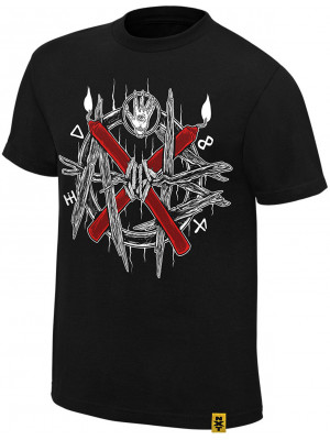 WWE - Aleister Black - AXB (Authentic T-Shirt)