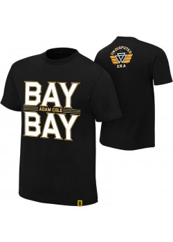 WWE - Adam Cole - Bay Bay (Authentic T-Shirt)