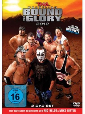 TNA - Bound For Glory 2012 (2x DVD)