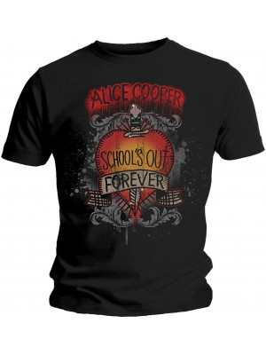 Alice Cooper - School's Out Dagger (T-Shirt)