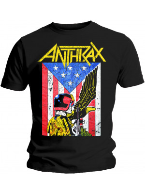 Anthrax - Judge Dredd Eagle (T-Shirt)