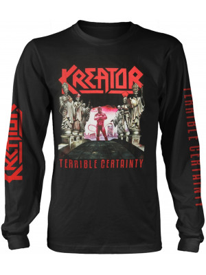 Kreator - Terrible Certainty (Longsleeve Shirt)
