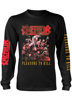 Kreator - Pleasure To Kill (Longsleeve Shirt)