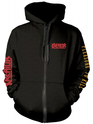 Kreator - Pleasure To Kill (Hoodie Sweatshirt + Zip)