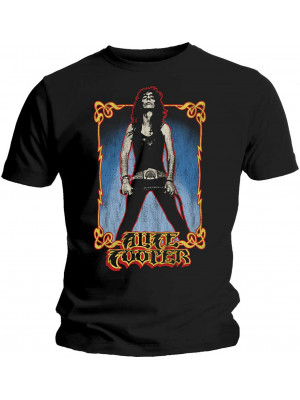 Alice Cooper - Vintage Whip Washed (T-Shirt)