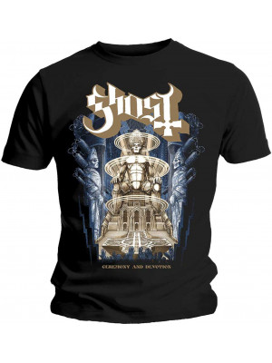 Ghost - Ceremony And Devotion (T-Shirt)