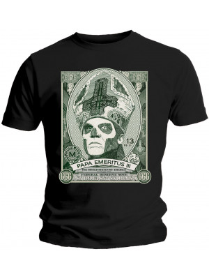 Ghost - Papa Cash (T-Shirt)