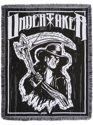 WWE - The Undertaker - The Deadman (Tapestry Blanket)