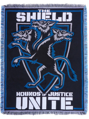 WWE - The Shield - Hounds Of Justice Unite (Tapestry Blanket)
