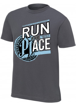 WWE - AJ Styles - Run The Place (Authentic T-Shirt)