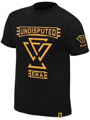WWE - The Undisputed Era - Cole, Fish, O'Reilly, Strong (Authentic T-Shirt)