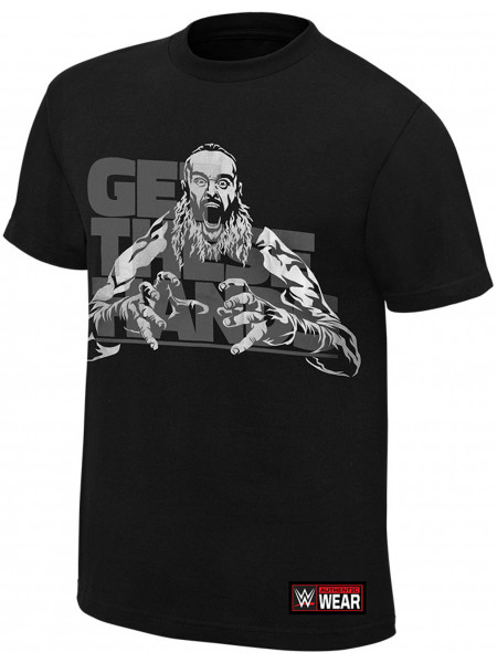 WWE - Braun Strowman - Get These Hands Reflective (Authentic T-Shirt)
