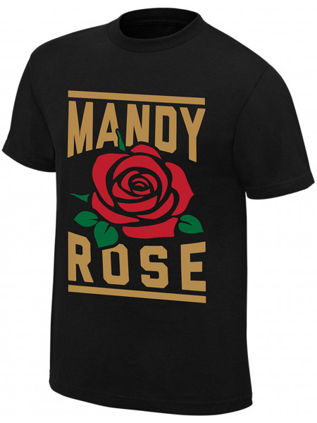 WWE - Mandy Rose - Rose (Authentic T-Shirt)