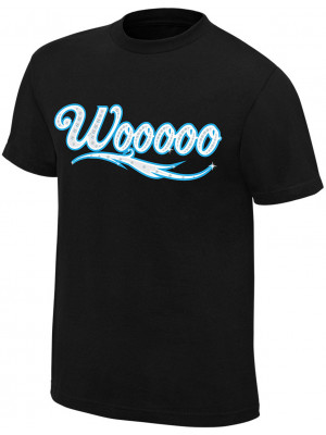 WWE - Charlotte Flair - Wooooo (Authentic T-Shirt)