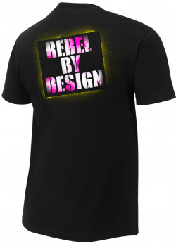 WWE - Lita - Rebel By Design (Authentic T-Shirt)