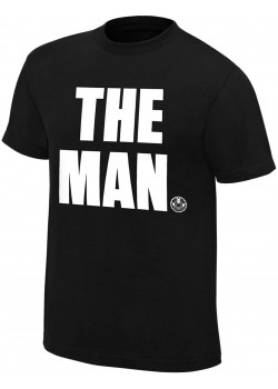 WWE - Becky Lynch - The Man (Authentic T-Shirt)