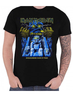 Iron Maiden - Somewhere Back In Time Mummy (T-Shirt)