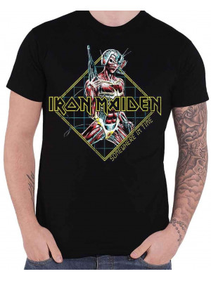 Iron Maiden - Somewhere In Time Diamond (T-Shirt)