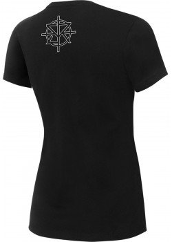 WWE - Seth Rollins - SFNR (Authentic Womens Girlie T-Shirt)