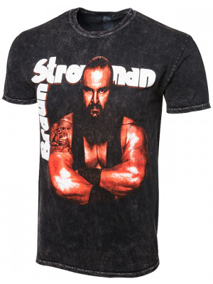 WWE - Braun Strowman - Get These Hands (Authentic Mineral Wash T-Shirt)