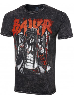 WWE - Finn Balor - The Demon (Authentic Mineral Wash T-Shirt)