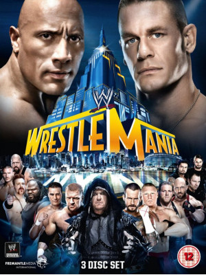 WWE - Wrestlemania 29 (3x DVD)
