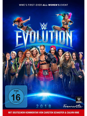 WWE - Evolution 2018 (DVD)