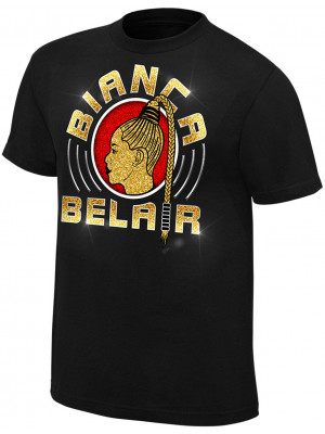 WWE - Bianca Belair - Est Of NXT (Authentic T-Shirt)