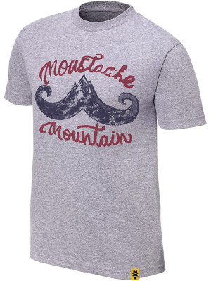 WWE - Moustache Mountain - NXT (Authentic T-Shirt)