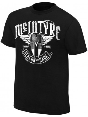 WWE - Drew McIntyre - Beacon In The Dark (Authentic T-Shirt)