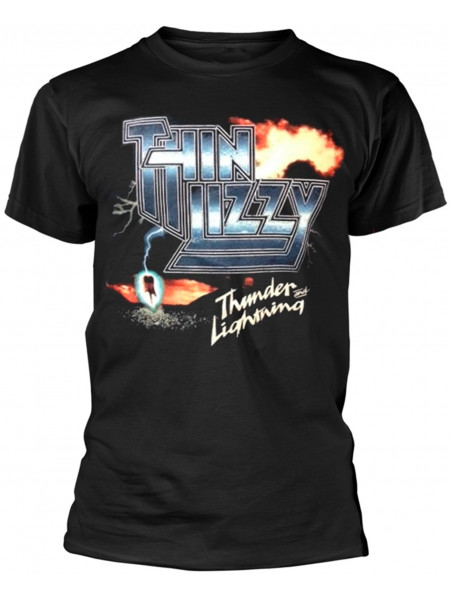 Thin Lizzy - Thunder And Lightning (T-Shirt)