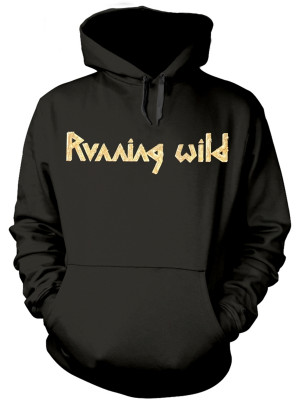 Running Wild - Under Jolly Roger (Hoodie Sweatshirt)